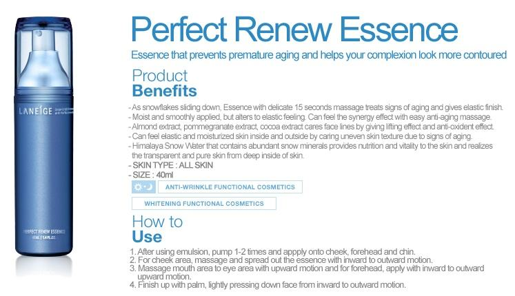 LANEIGE Perfect Renew Essence