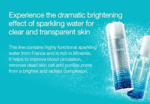 LANEIGE Brightening Sparkling Water Pop Essence NEW