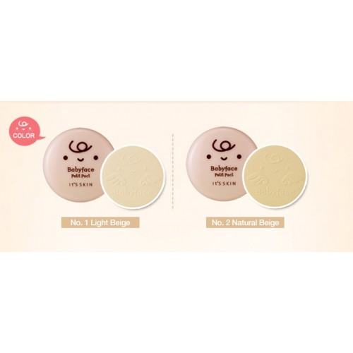 Korean Makeup-It's Skin Babyface Petit Pact (SPF25 PA++)